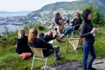 Bergen Montana : chill