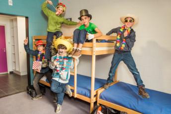 Voeren - De Veurs : Hostel De Veurs fun room
