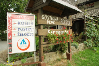 Youth Hostel Ljubno ob Savinji : 092535, Youth Hostel Ljubno Ob Savinji, external sign image