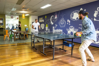 Adelaide Central YHA : Weekly Ping Pong Competitions