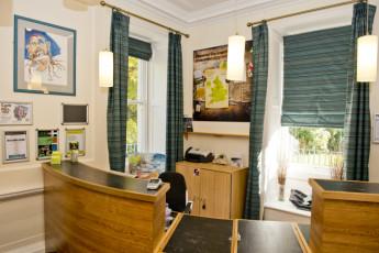YHA Penzance : Zimmer in einem Studentenwohnheim in Penzance Hostel, England