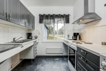 Lärbro/Grannen : Kitchen