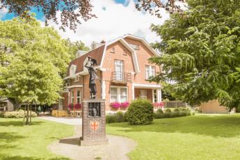 Maldegem - Die Loyale : Exterior View of Main Building at Maldegem
