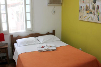 Mango Tree Hostel Ipanema : Mango Tree hostel double room