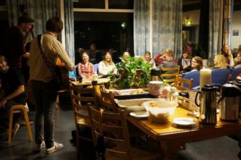 Bergen Montana : impromptu concerts