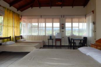 La Fortuna - Jardines Arenal : Habitación Familiar