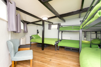 YHA Tintagel : 018237 - Tintagel hostel, dorm image