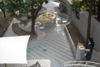 Le Stanze del Viceré : X540943, Le stanze del Vicere hostel, terrace view