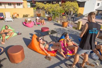 Darwin YHA - Melaleuca on Mitchell : Darwin YHA - Rooftop