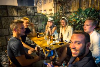 Rio De Janeiro - Cabanacopa Hostel : Outdoors