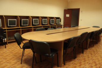 Pines Hostel - Zefta : Meeting and Conference Room in Zefta - Pines Hostel, Lebanon