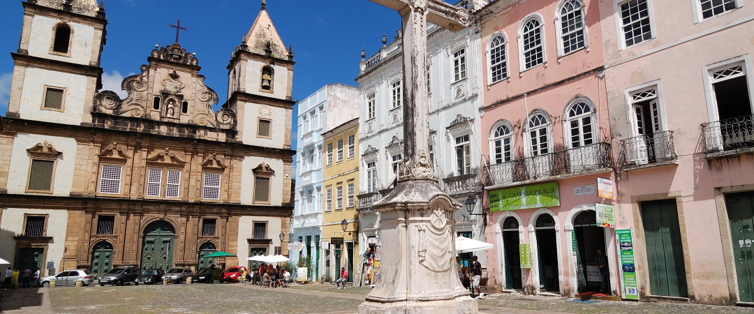 Visit the beautiful, historical São Francisco Church or take the Elevador Lacerda to explore both the upper and lower parts of the city.