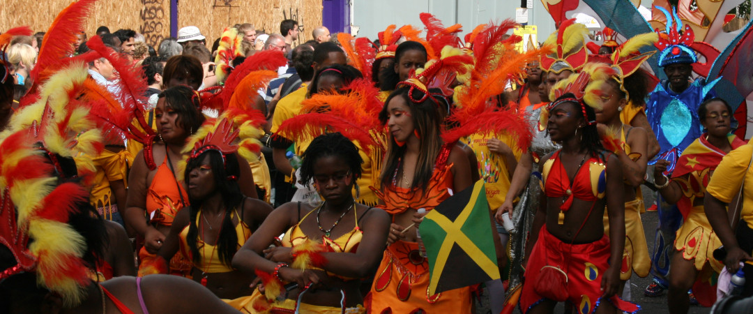 The exuberant and colourful Notting Hill Carnival is an absolute must if you're visiting London in August.