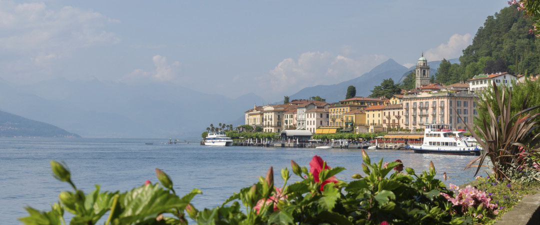 Relax on a ferry trip around beautiful Lake Como before tucking into Italian delicacies - all within walking distance of our hostel