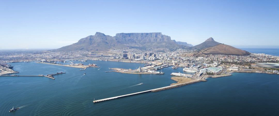Table Mountain - it only takes 15 minutes in a cablecar and offers superb views of the Cape Town Stadium, Robben Island and Camps Bay beach.