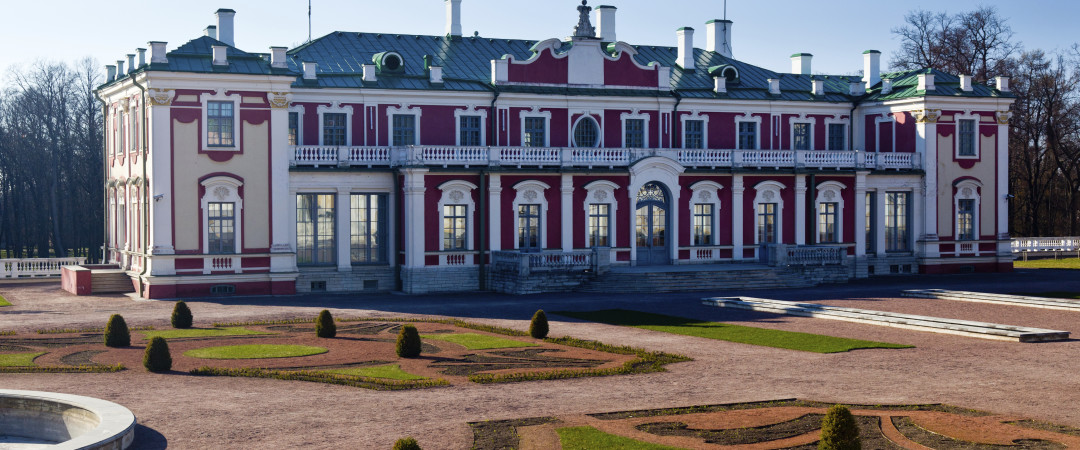 A trip to Tallinn isn't complete without a visit to the magnificent Kadriorg Palace, home to an extensive art collection.