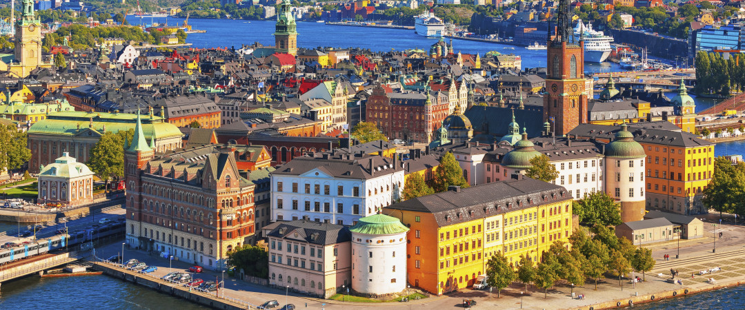 Climb up the City Hall Tower and get a stunning panoramic view of the Gamla Stan, medieval city centre of Stockholm.