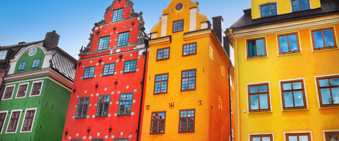 Don't miss Gamla Stan, medieval city centre full of narrow winding streets with charming cafés and interesting boutiques.