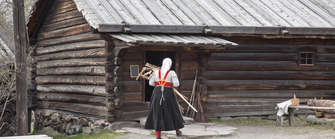 Get a real sense of Swedish history in the world's first open-air museum Skansen.