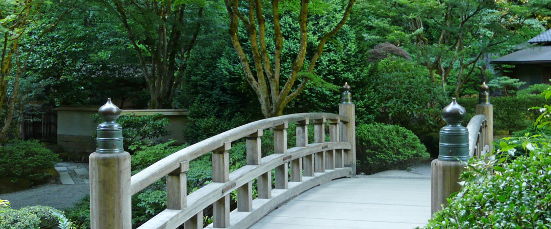 The Japanese Garden is a peaceful oasis which allows you to feel a little of Asia in Portland.