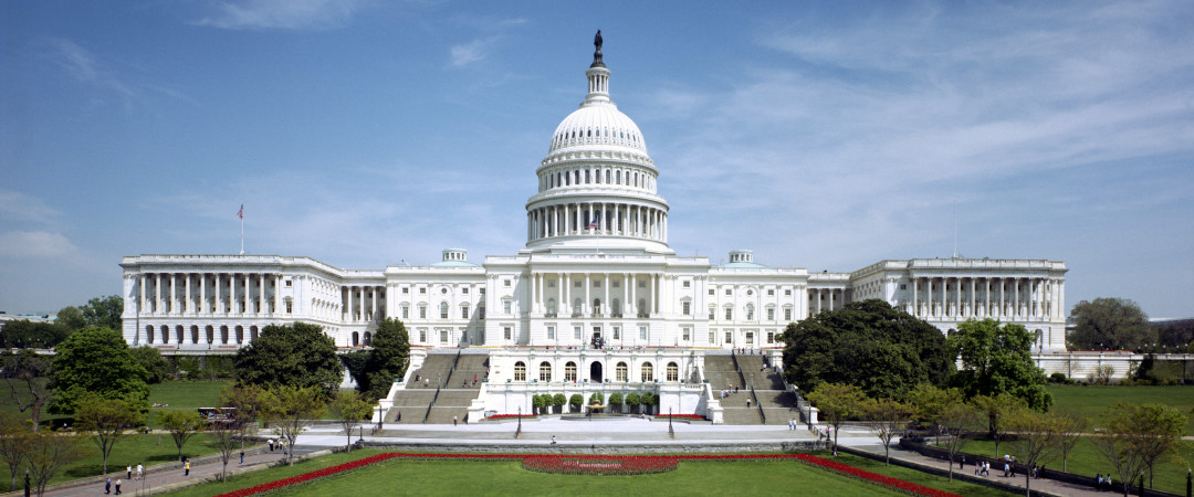Take a guided tour around the United States Capitol building and hear stories about this symbolic and architecturally impressive landmark.