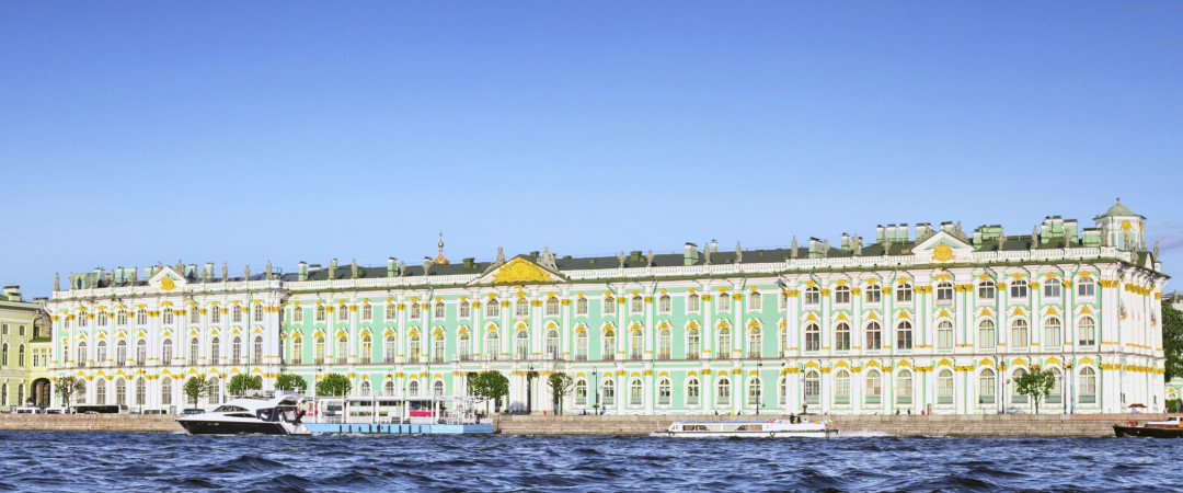 There are three million works of art in the Hermitage from famous artists from across the ages, just a short walk from our hostel.