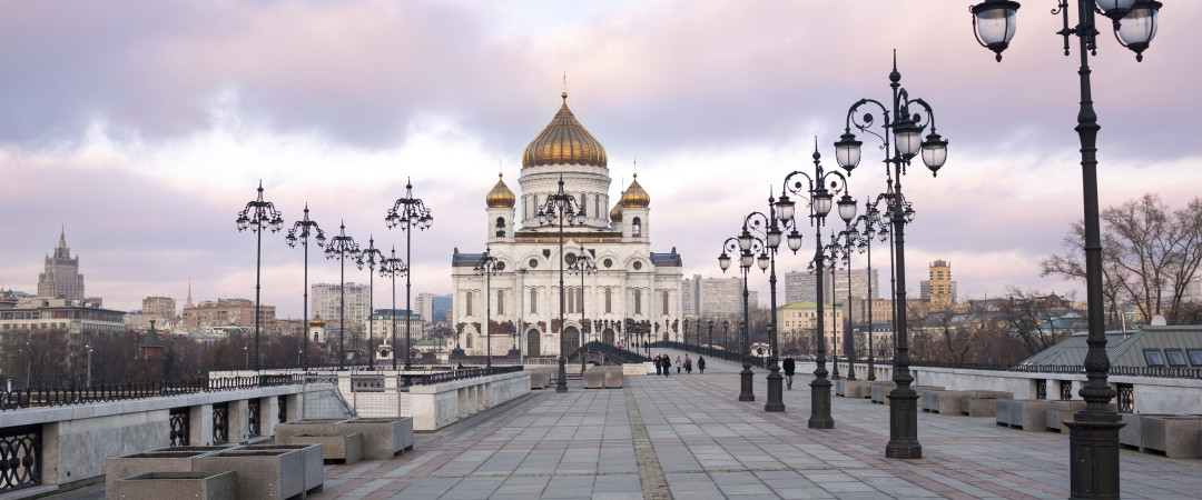 Visit the Cathedral of Christ the Saviour, the symbol of Russian victory over Napoleon, and learn more about its historical meaning.