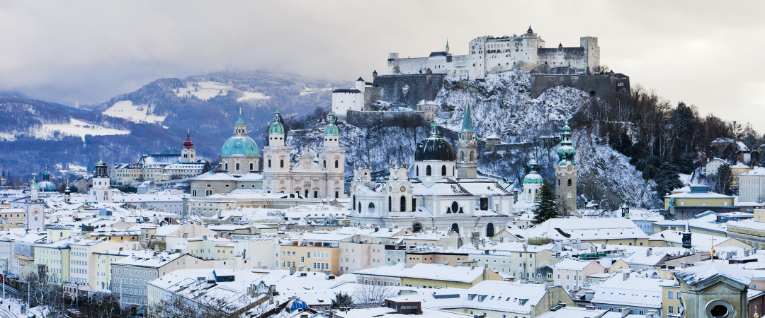 Hop on a train and head into Salzburg city centre for a day of culture, exploring its many galleries and museums.