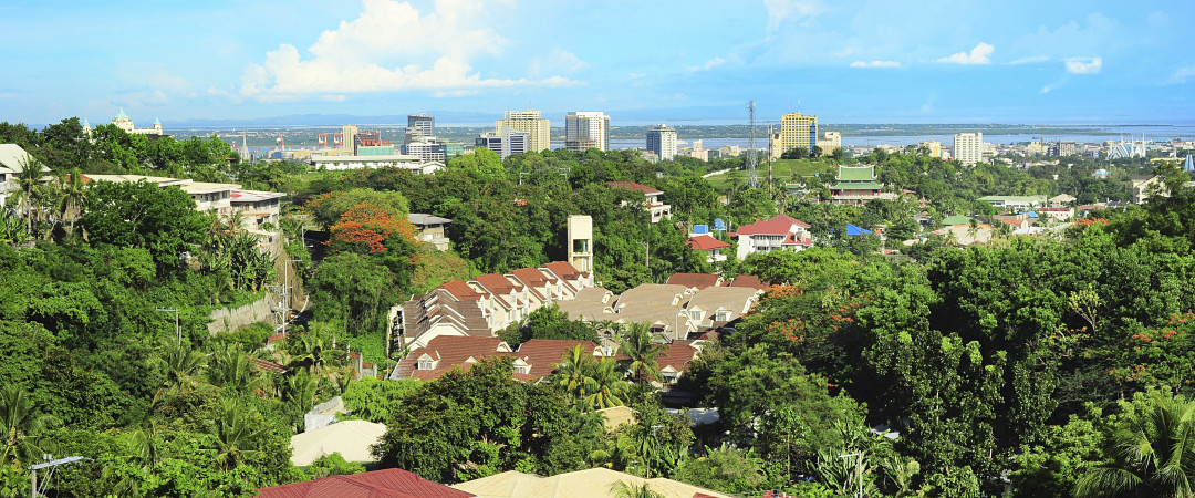 As well as the bustle of city life Cebu also offers an abundance of outdoor attractions including the Celestial Garden and Botanical Gardens