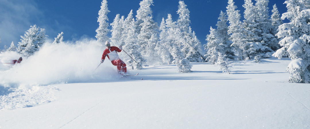 Hit the slopes in Banff National Park and stay close to all the best skiing action.