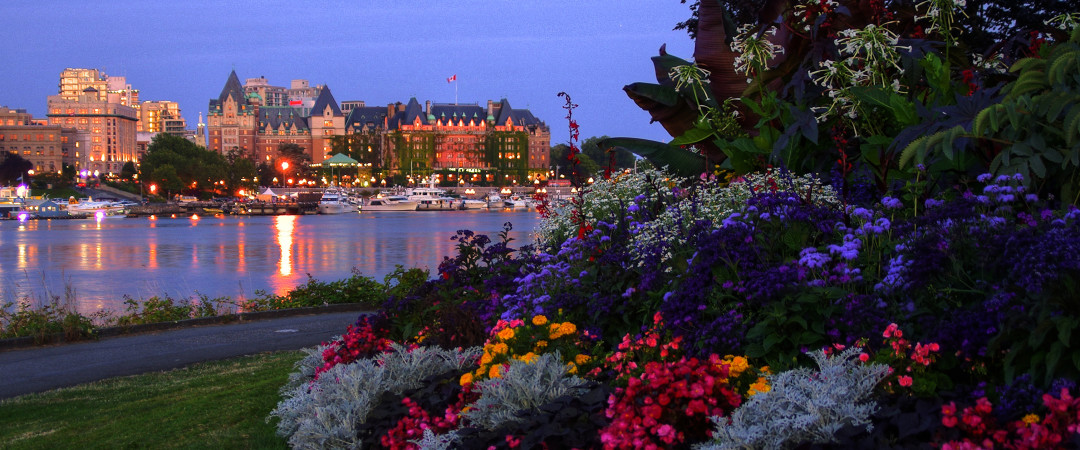Base yourself in downtown Victoria, a perfect place to begin a sightseeing tour of this historic waterfront city.