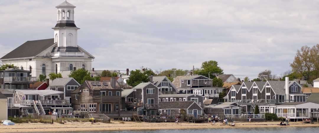 Take a trip to an artistic mecca, Provincetown, and be spoilt by the abundance of galleries, museums, boutiques and quaint shops.