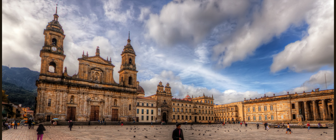 Explore the historic heart of Bogota, Plaza de Bolivar, and absorb the vibrancy and charm of this place.