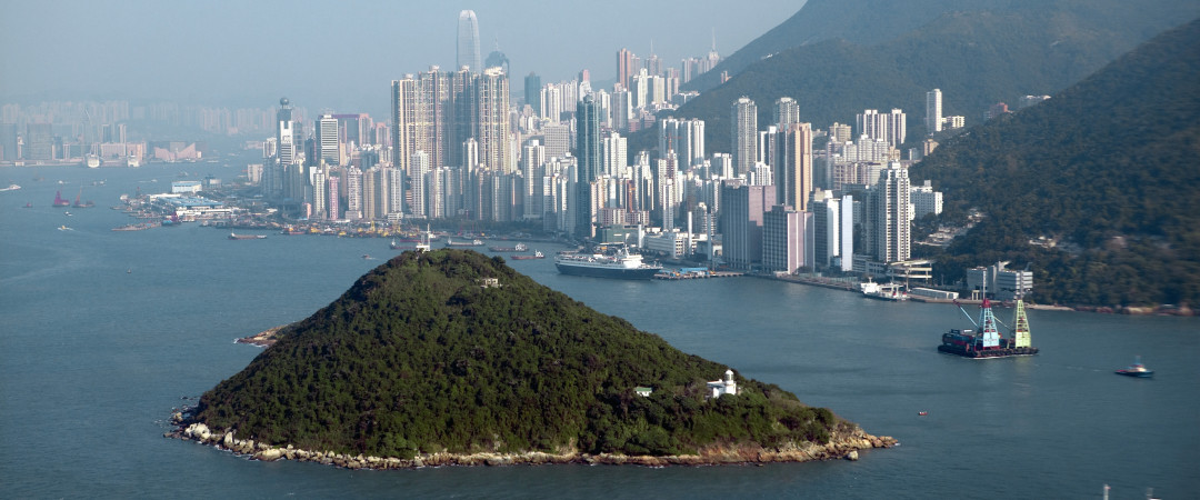 A short walk from the hostel, near the Mount Davis summit, see the World War II remains and get a panoramic view of Victoria Harbour.