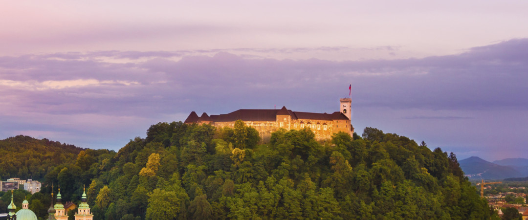 Take a trip to Ljubljana Castle and hear stories dating back to medieval times.