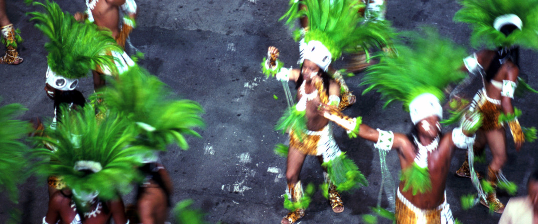 Ready to party all night? Head over to Salvador for the biggest carnival in the world!