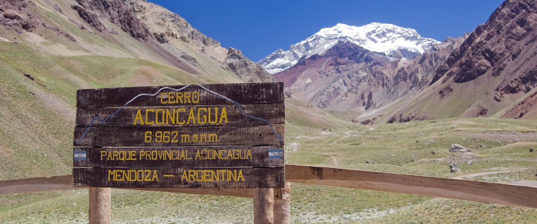 Get your boots on and conquer Aconcagua - the highest mountain in the Americas. And sample all that historic Mendoza has to offer.