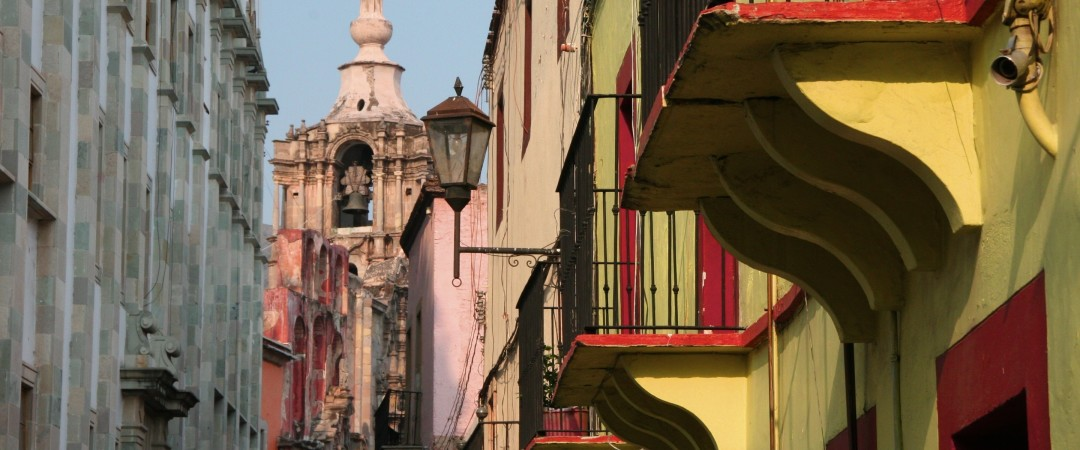 Wander through Guadalajara's atmospheric streets and lose yourself in the city's colourful, colonial architecture.