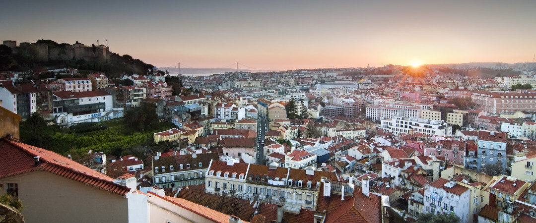 Stay right in the centre of Lisbon and explore the narrow, cobbled streets, popping into museums or cafés at your leisure.
