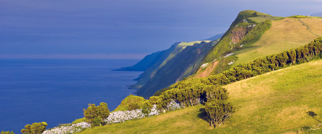 Our hostels on the volcanic islands of the Azores offer you a sun-soaked retreat into natural beauty.
