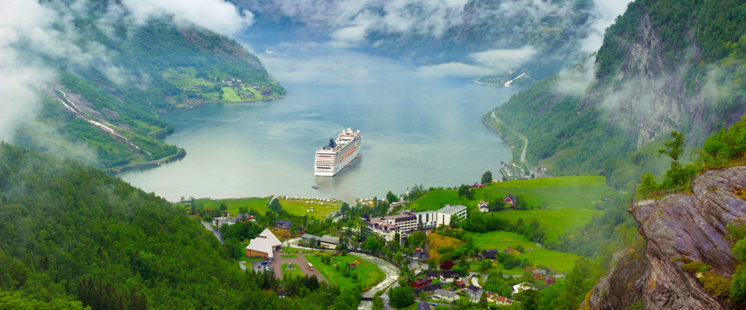 Norway has the most beautiful, unspoilt natural landscapes. See the stunning fjords for yourself, take a tour and be amazed.