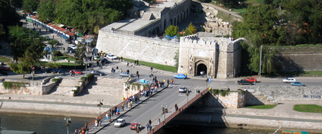 Spend a relaxing day at the Niš Fortress, a former Turkish military site, currently a large park with restaurants and space for outdoor activities.