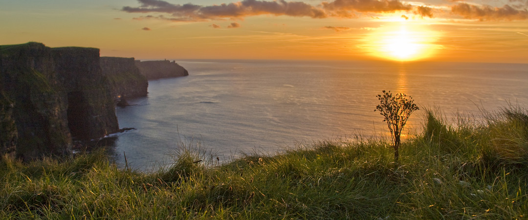 Nature lovers! Take a day trip to the astounding Cliffs of Moher which epitomises the natural beauty of Ireland.