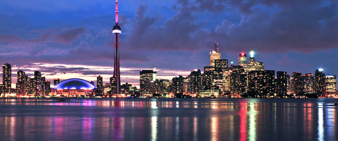 Toronto is the largest city in Canada and home to the CN Tower, the tallest tower in the western world and the hostel is just nearby.