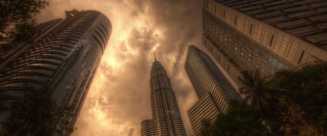 Gaze in awe at some of the tallest skyscrapers in Asia when you visit the busy city of Kuala Lumpur.