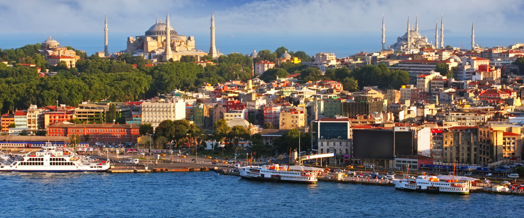 Talk about Turkish delights - cruise along the beautiful Bosphorous, see the historic sights then dance the night away. A perfect city!
