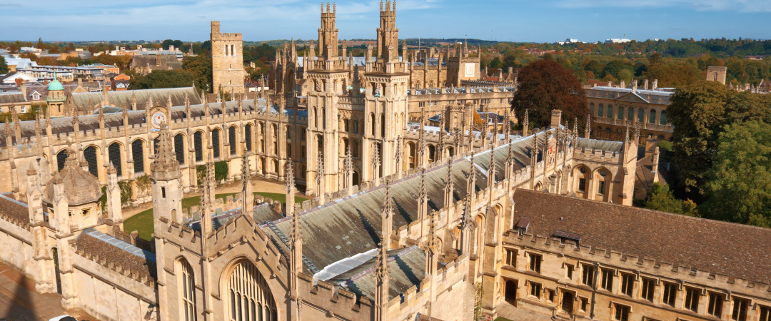 The University of Oxford is England's oldest and most famous university and is the jewel in the crown of this remarkable city.