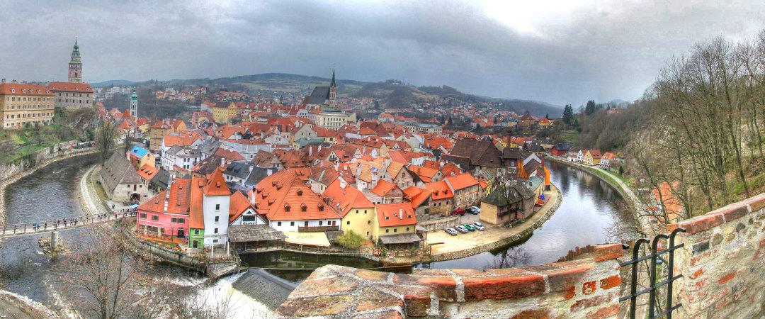 Visit Český Krumlov and experience the unique medieval town and UNESCO World Heritage Site that holds many cultural festivals all year round