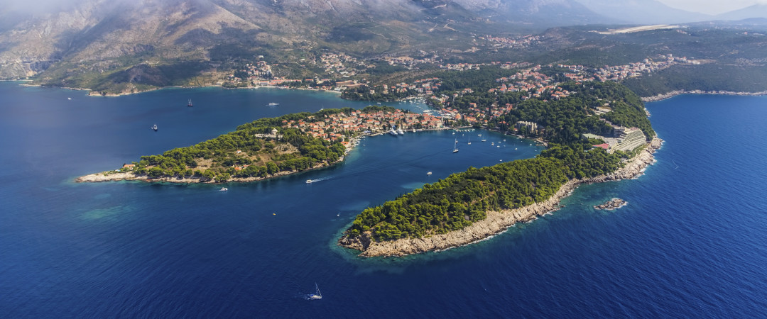 Croatia has stunning coastlines and islands; stay in Stari Grad, a historic town on one of the most beautiful Adriatic islands, Hvar.