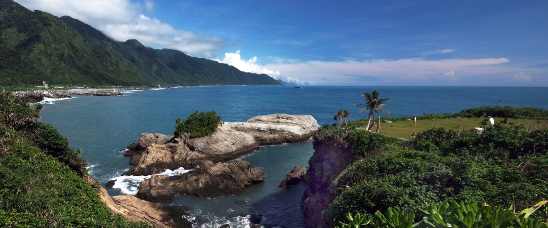 The dramatic natural scenery of Hualien is enough to catch anyone's breath away.